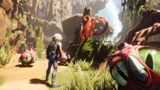 Google Stadia acquires Journey to the Savage Planet studio