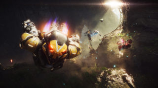 A small team of 'about 30 people' is working on Anthem's revamp