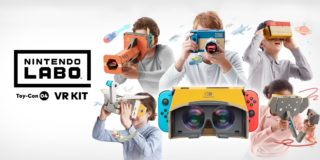 Nintendo Labo VR Kit News