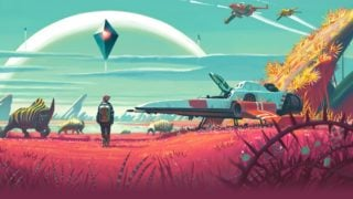 No Man's Sky is coming to PS5 and Xbox Series X at 4K/60 with 32-player multiplayer