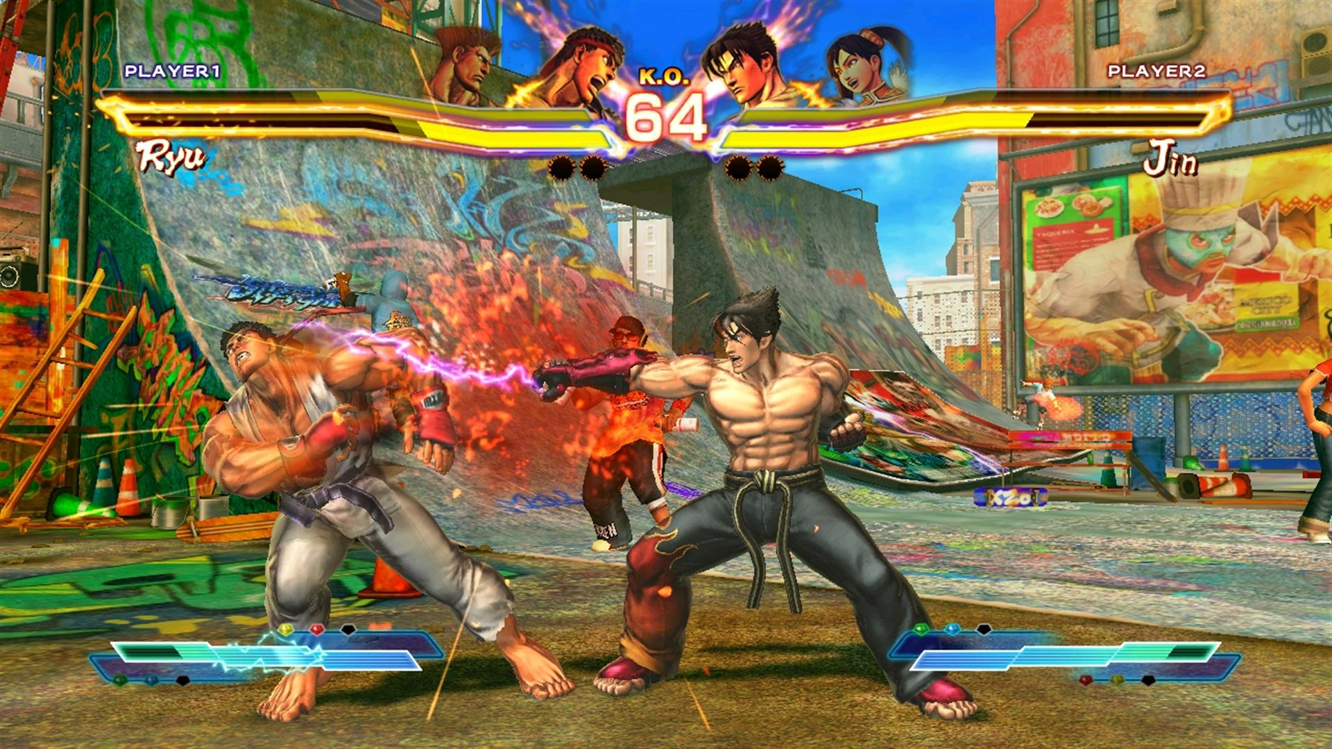 Tekken X Street Fighter Becoming Harder To Justify Says Harada