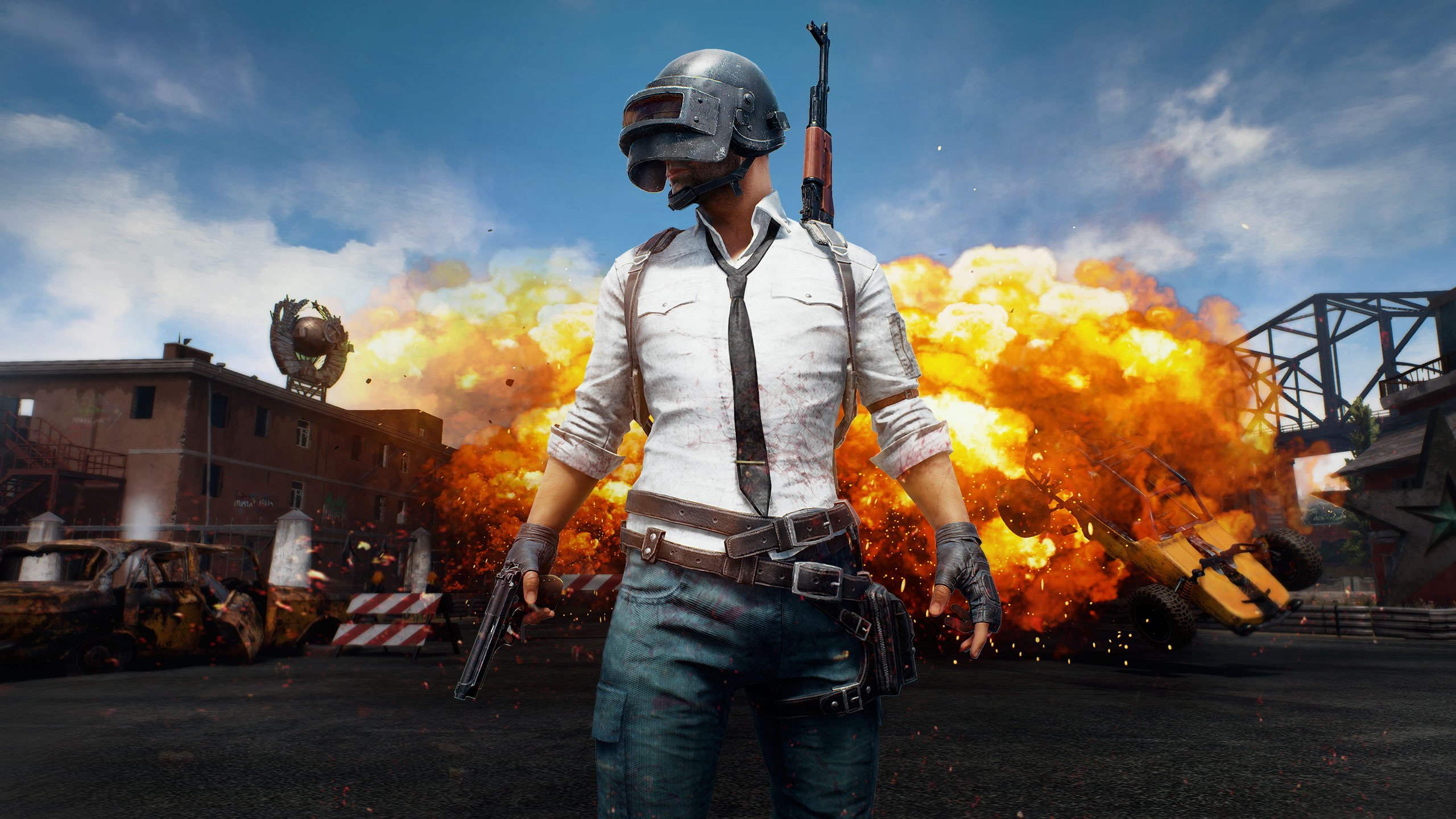 PUBG has been renamed and the game could be going free-to-play, it's claimed   VGC