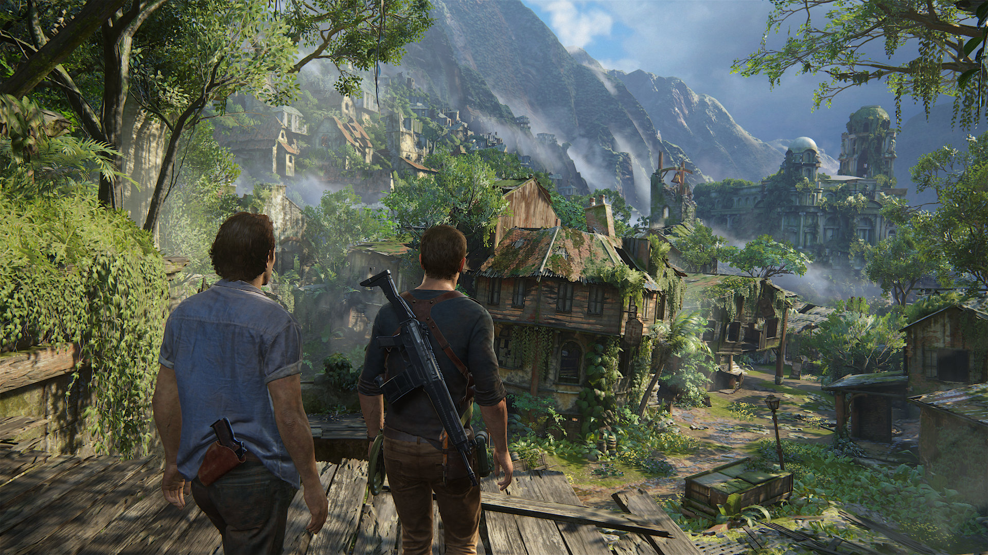Uncharted 4 And Dirt Rally 2 0 Are April S Playstation Plus Games