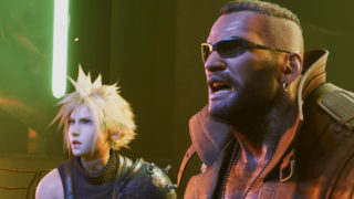 Final Fantasy VII Remake demo available now