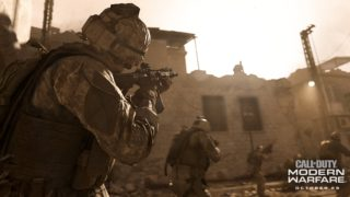 Ex-Sledgehammer boss 'torn' over Modern Warfare reboot