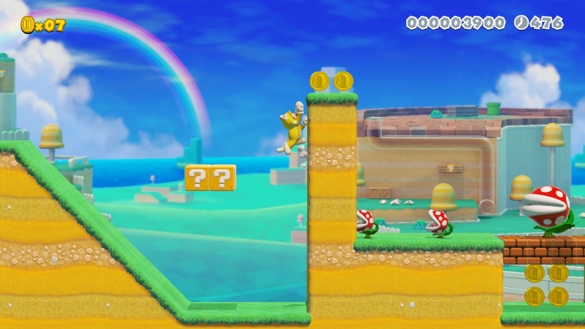 Mario Maker 2 adds story mode, online multiplayer | VGC