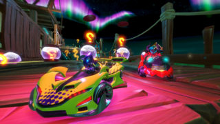 Team Sonic Racing News