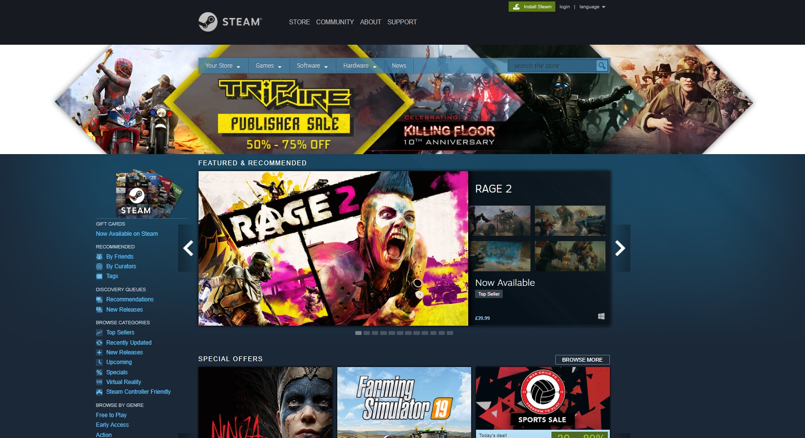 Steam Link app now available for iOS devices | VGC