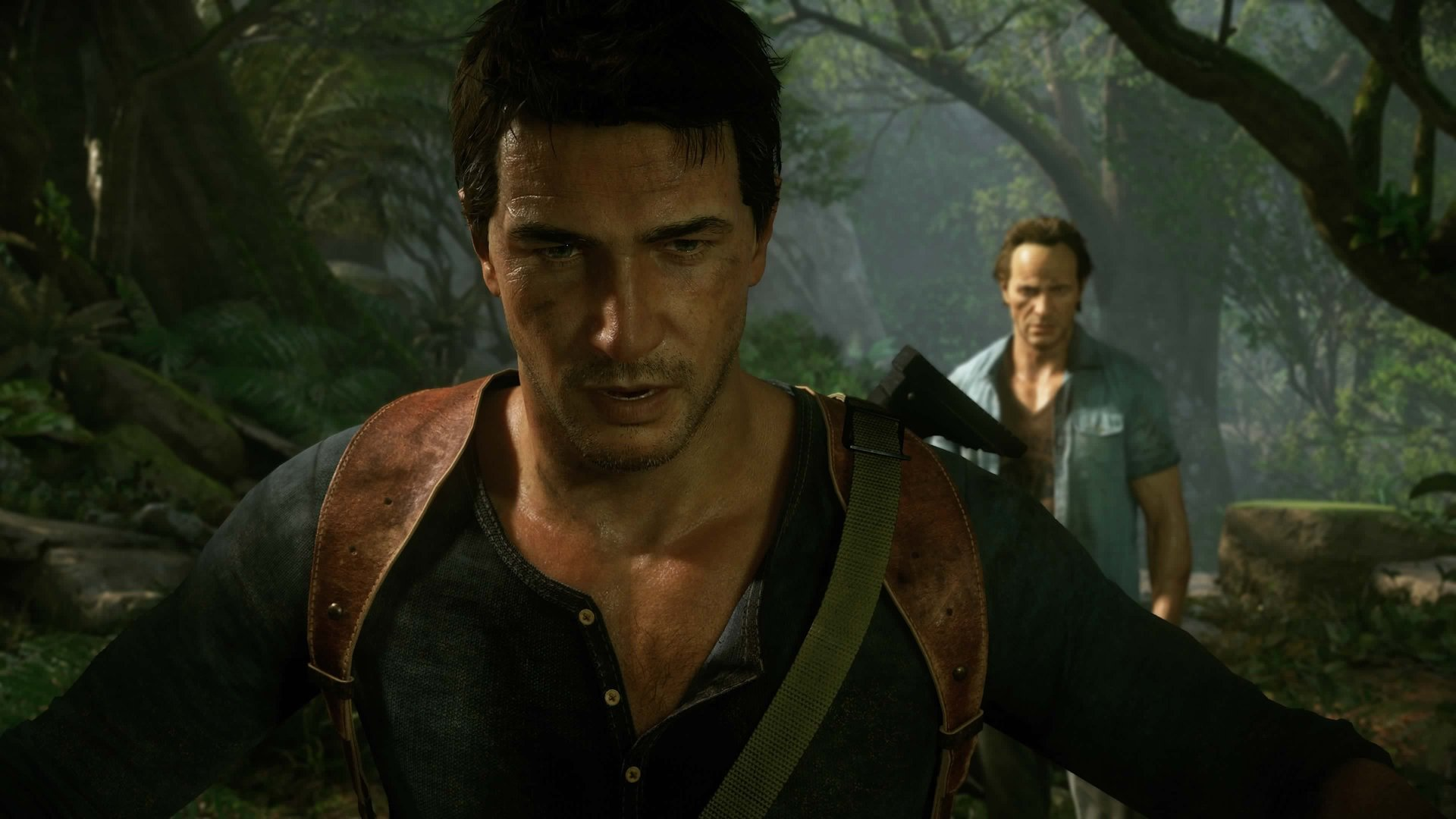 uncharted 4 movie tom holland