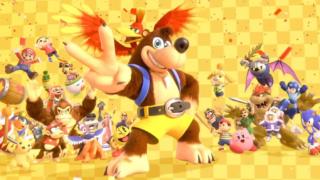 Banjo-Kazooie character creator calls for Crash-style