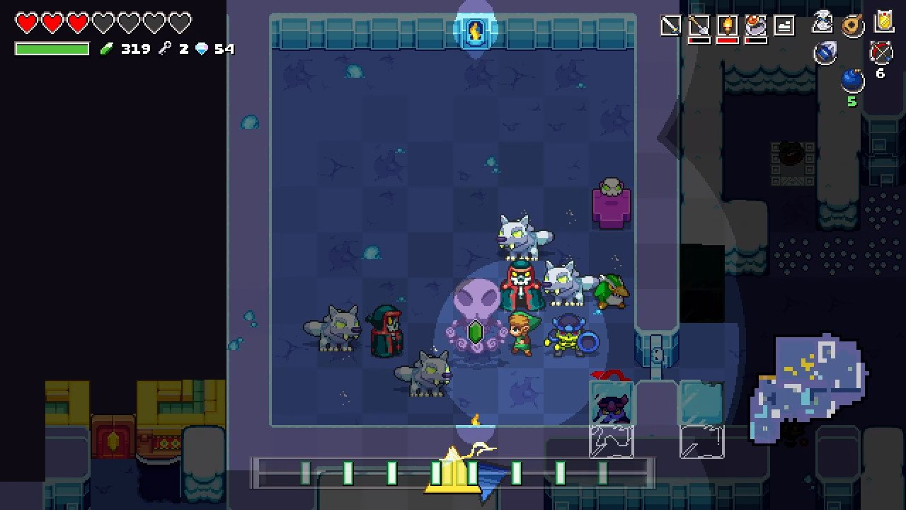 Review: Cadence of Hyrule is the best Zelda spin-off yet | VGC