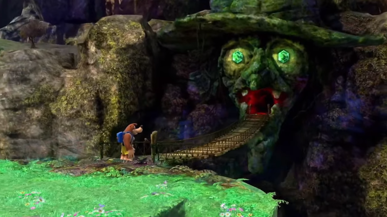 Banjo-Kazooie's creators discuss Smash Bros  inclusion | VGC