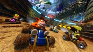 Review: Crash Racing is easily the best multiplatform kart racer