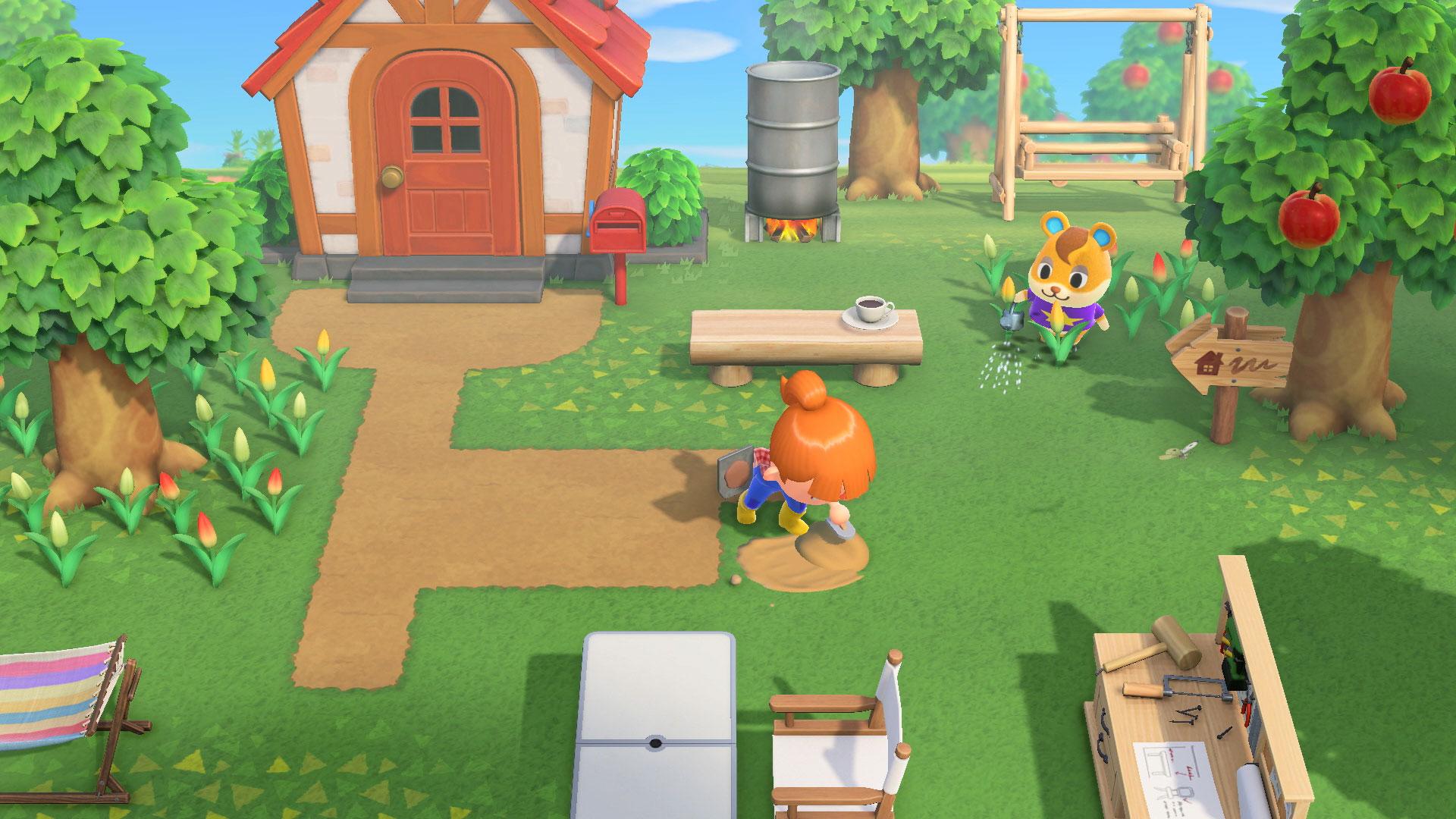 Animal Crossing: New Horizons DLC Hinted?