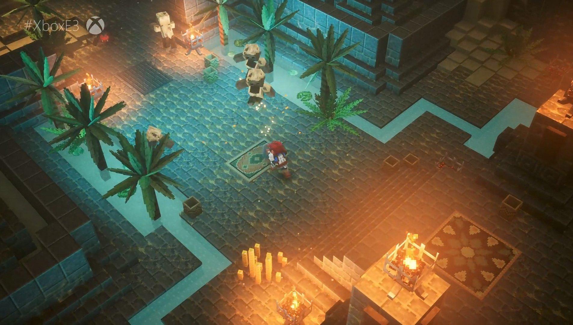Minecraft Dungeons Releasing April 2020 Vgc