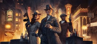 Romero's mobster shooter, Empire of Sin, is out next year