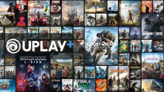 Ubisoft reveals full games list for Uplay+ PC subscription service