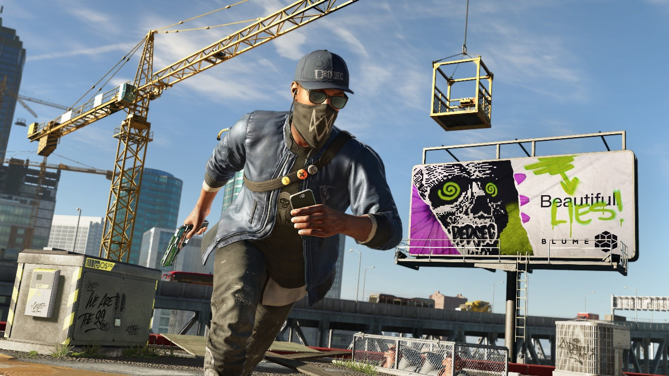 Ubisoft Will Give Forward Viewers Watch Dogs 2 For Free Vgc