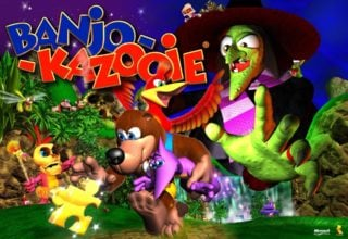 Phil Spencer says a new Banjo-Kazooie or Conker is 'up to Rare'