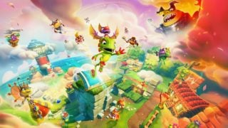 Yooka-Laylee Impossible Lair is free on Epic Games Store