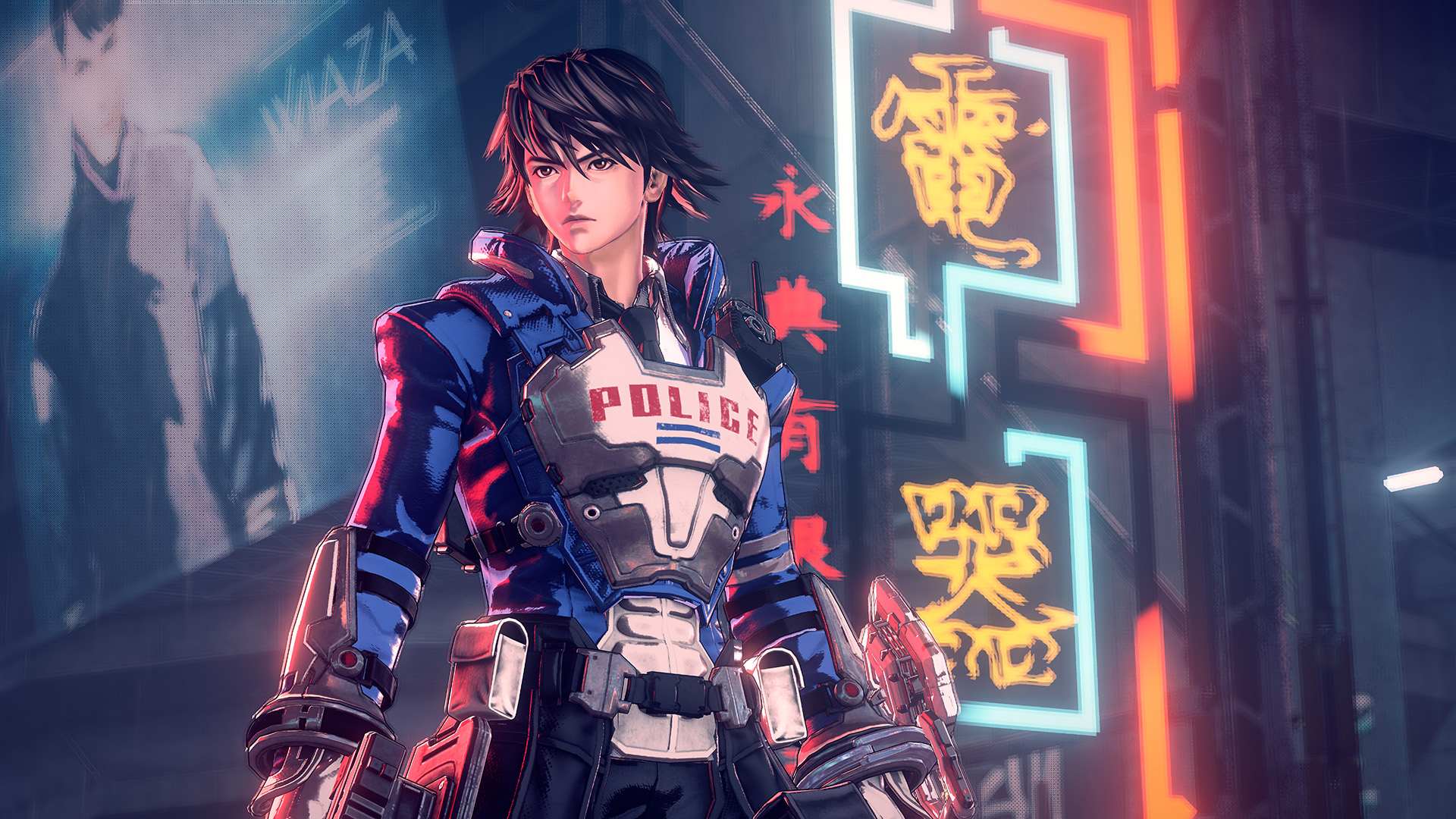 Astral Chain Is Not The Platinum Game You Re Expecting Vgc