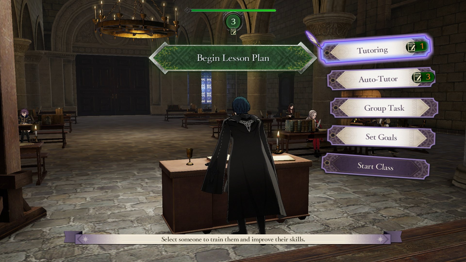 How long does it take to beat Fire Emblem: Three Houses?