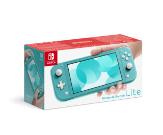 Nintendo offers Switch Lite tech specs breakdown