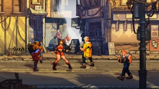 Streets of Rage 4 will release this month