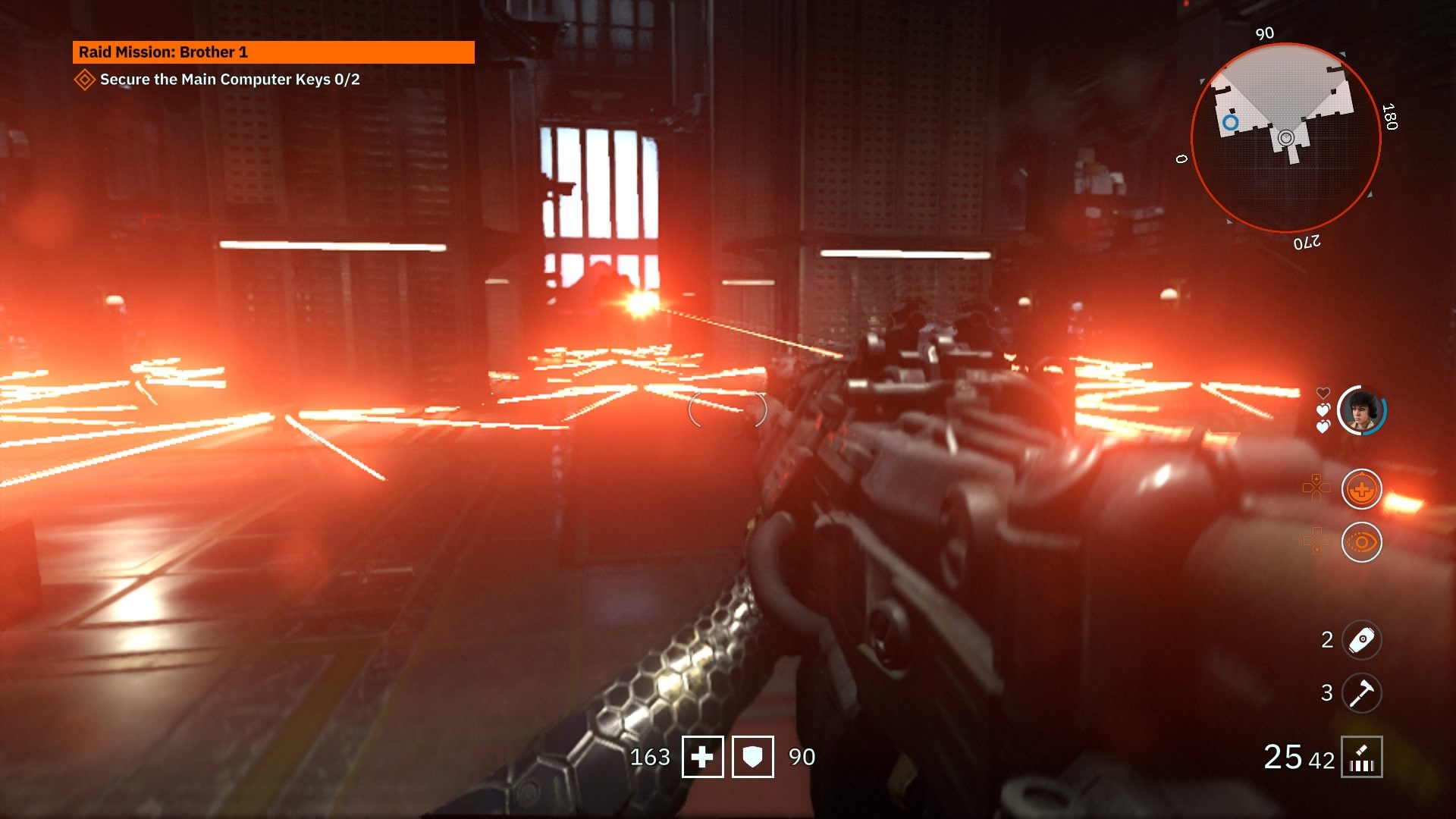 Review: Wolfenstein Youngblood offers plenty of blood and