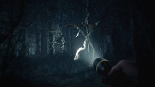 Blair Witch gameplay trailer features canine companion Bullet