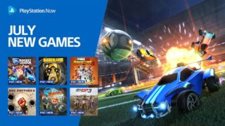 PlayStation Now adds Rocket League in July | VGC