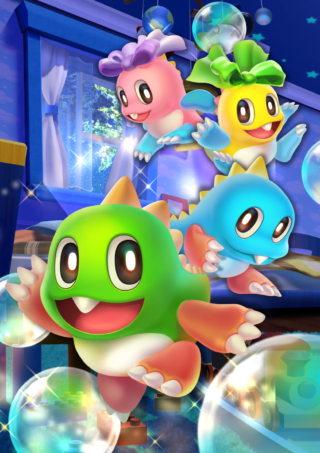 4-Player Switch Bubble Bobble to launch 'exclusively first' in Europe