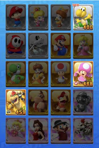 Resultado de imagem para mario kart tour personagens
