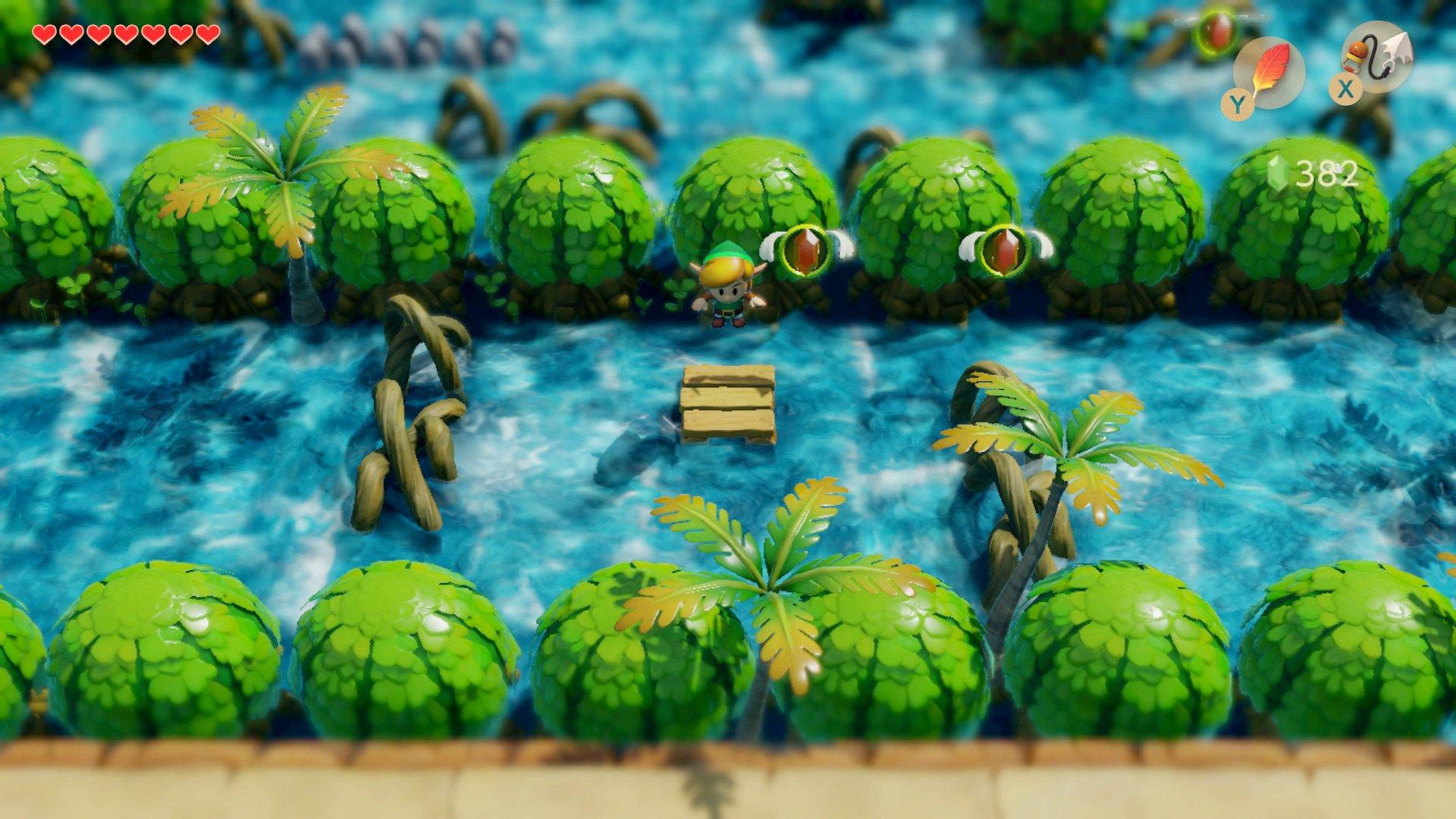 Zelda Link S Awakening Review Round Up Critics Praise