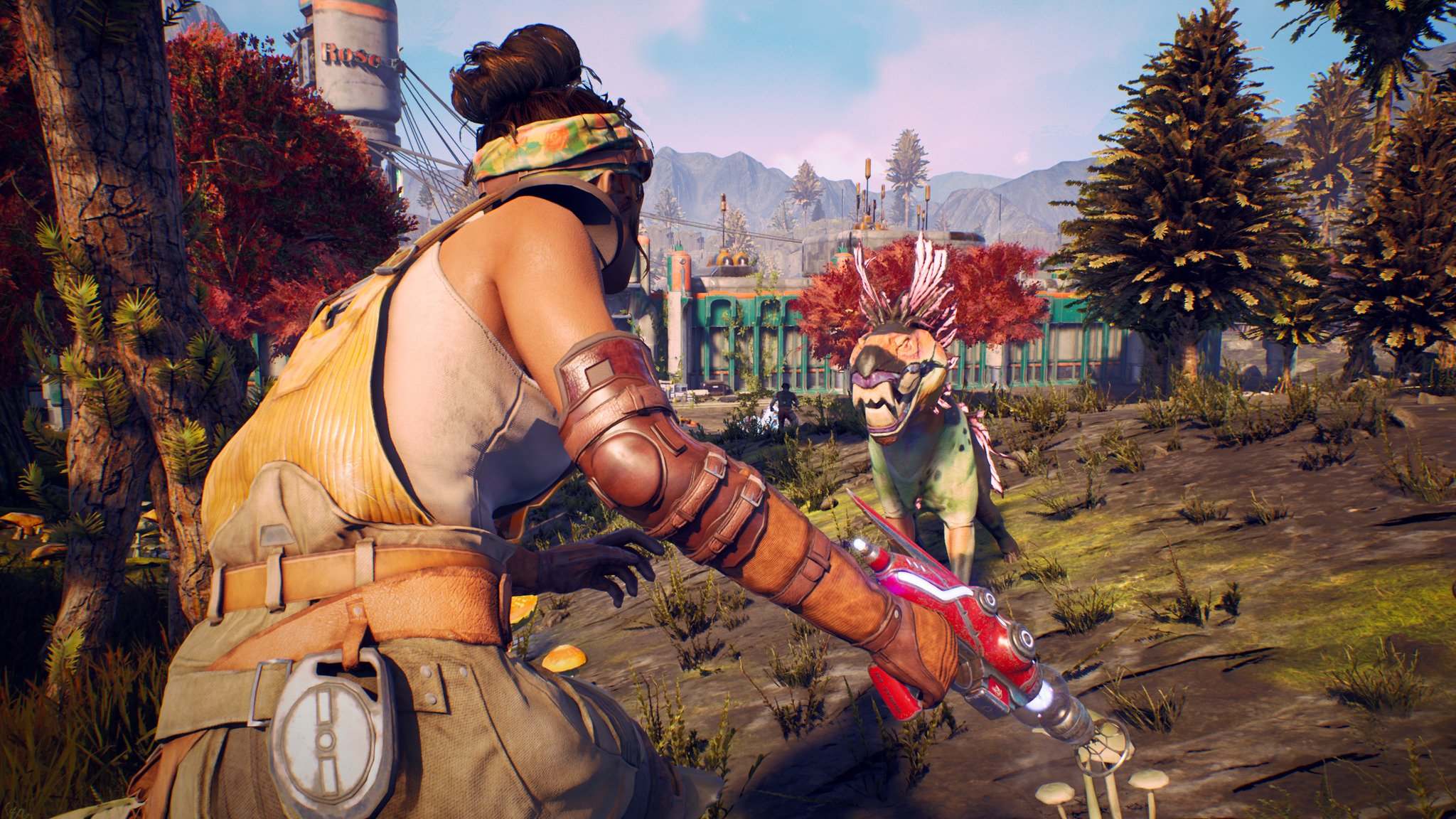The second Outer Worlds expansion will launch before April - Video Games Chronicle