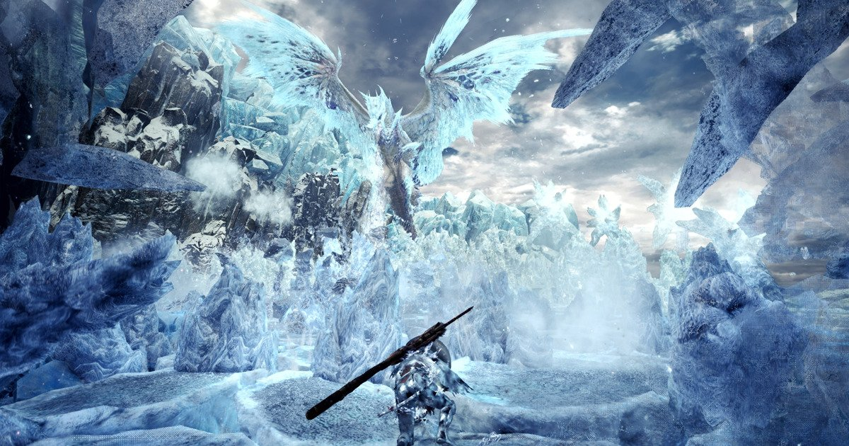 Monster Hunter World Iceborne Ships 2 5 Million Copies Vgc