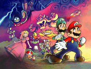 Mario Luigi Studio Alphadream Files For Bankruptcy Vgc