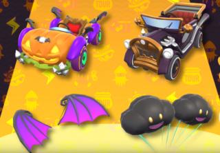 Mario Kart Tour Time Trials Announced For Halloween Vgc