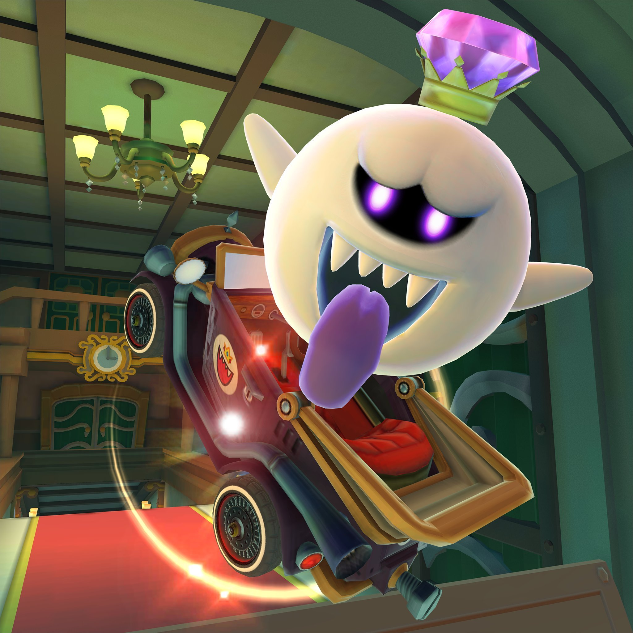 Mario Kart Tour Time Trials Announced For Halloween Vgc