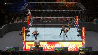 WWE 2K22's boss says he's looking at Smackdown and No Mercy for inspiration