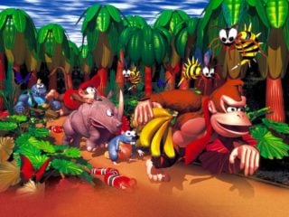 Donkey Kong Country team reflects on the game's 25th anniversary