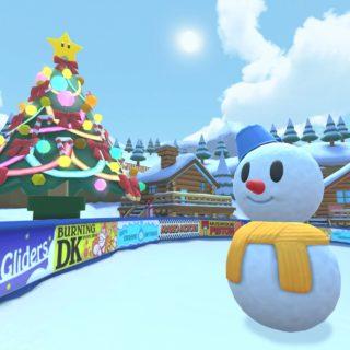 Mario Kart Tour S Next Event Is The Winter Tour Vgc