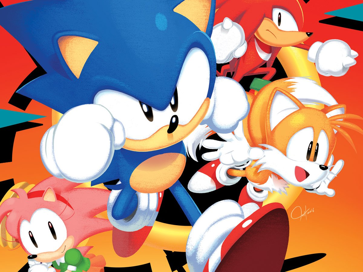 Sonic Mania Artist Was Brought In To Redesign Movie Vgc