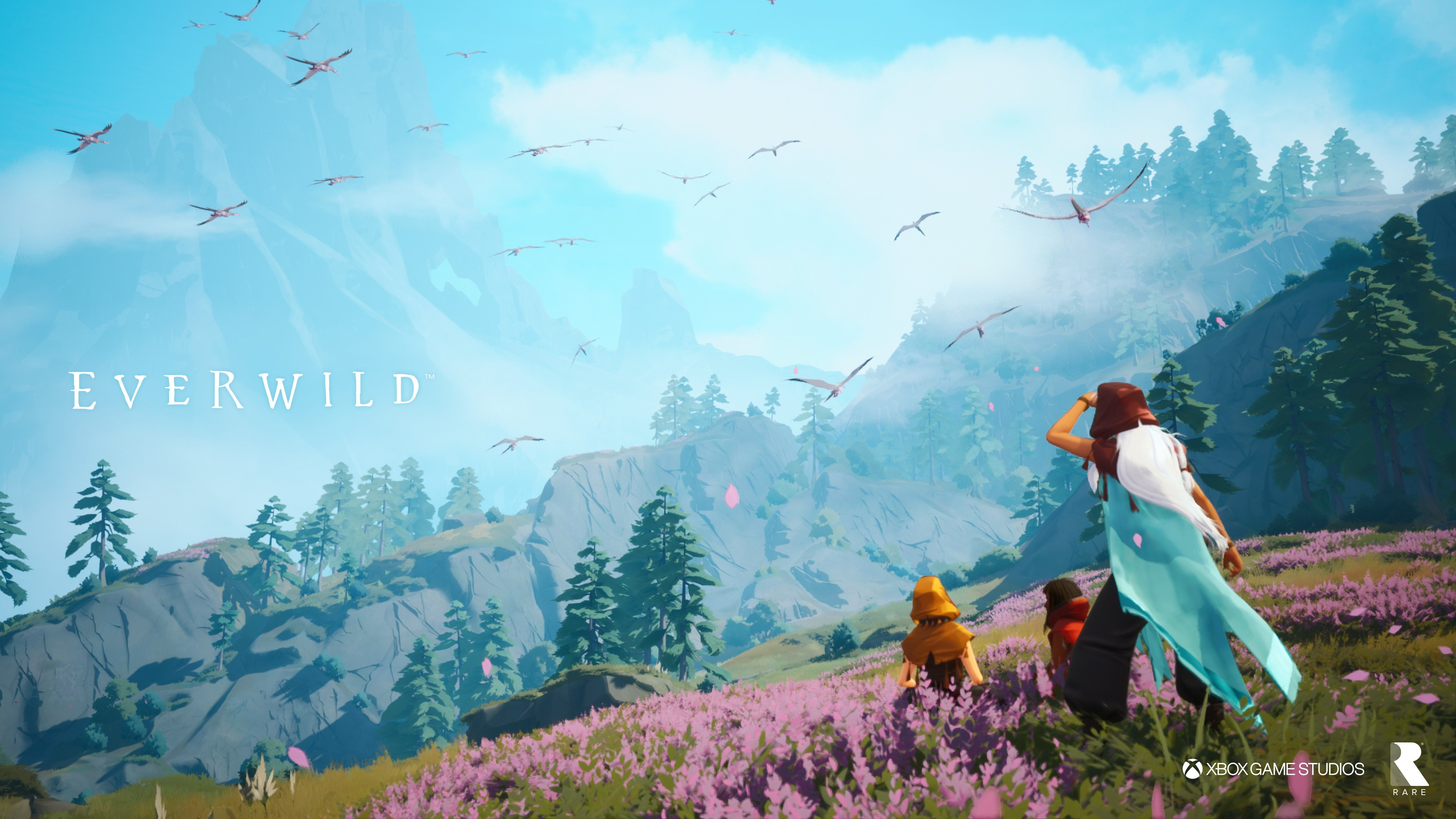 EVERWILD is Rare's new IP, gets announcement trailer