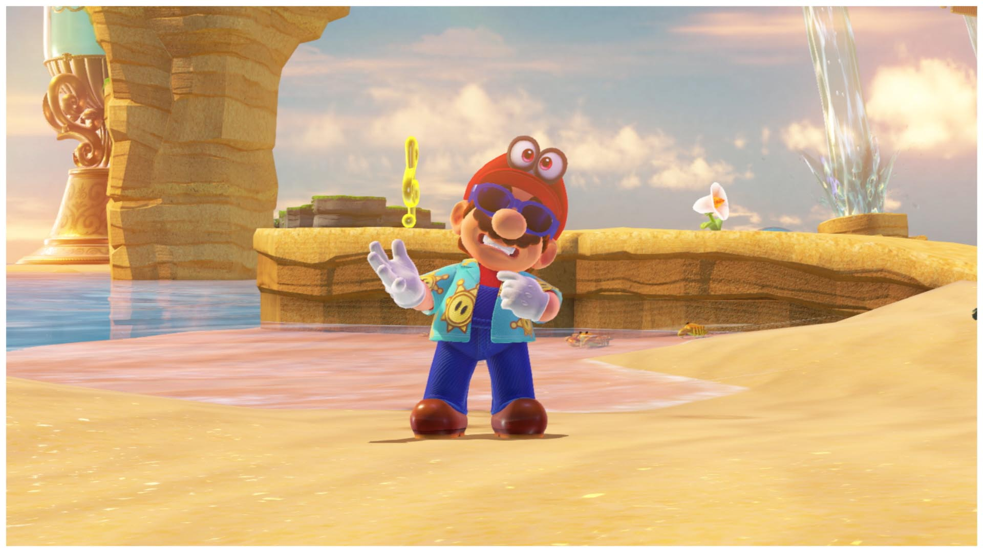Super Mario Movie Seemingly Untroubled By The Pandemic Vgc