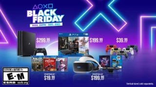 Playstation Black Friday Deals Announced For Us And Canada Vgc