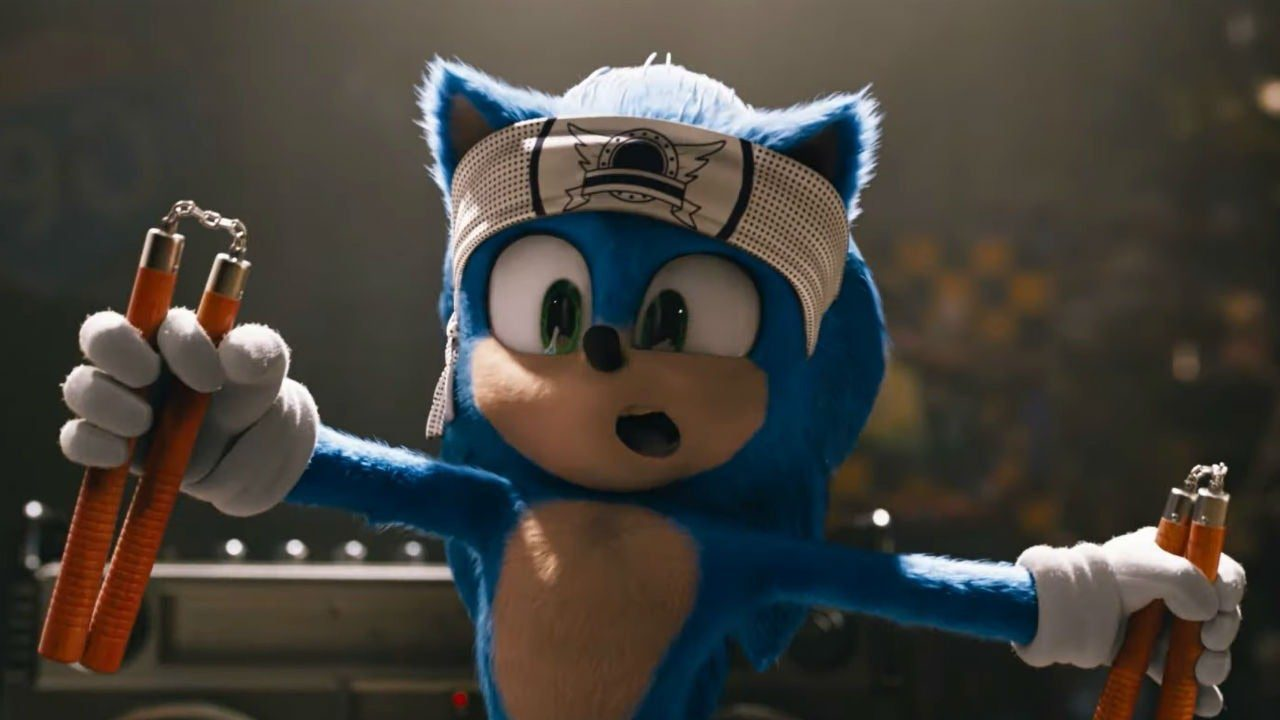 Sonic Movie Receives Pg Rating For Some Violence Rude Humor Vgc