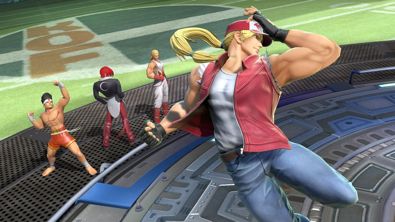 Smash Bros Terry Bogard Dlc Features Significant Snk Content Vgc Although he knew of his father's existence as a young boy, rock lived a modest life with his mother in a small apartment. smash bros terry bogard dlc features
