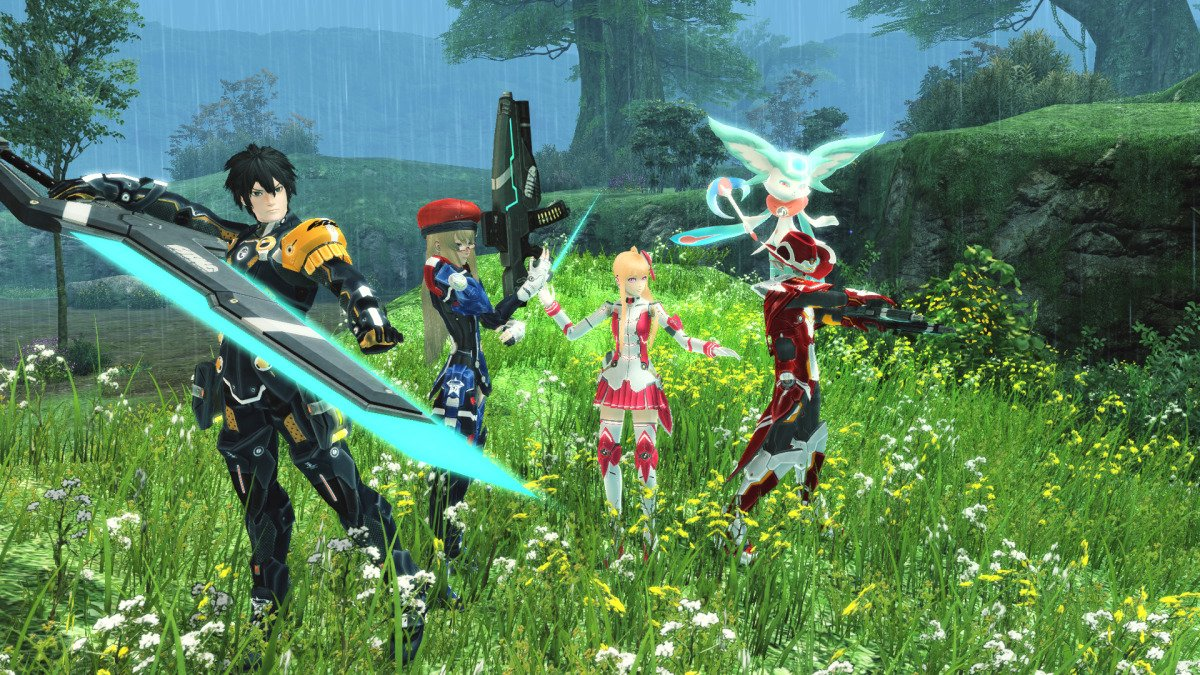 Phantasy Star Online 2 will launch on PC next week | VGC