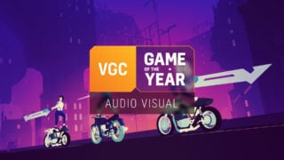 VGC's Audio Visual Game of the Year is Sayonara Wild Hearts